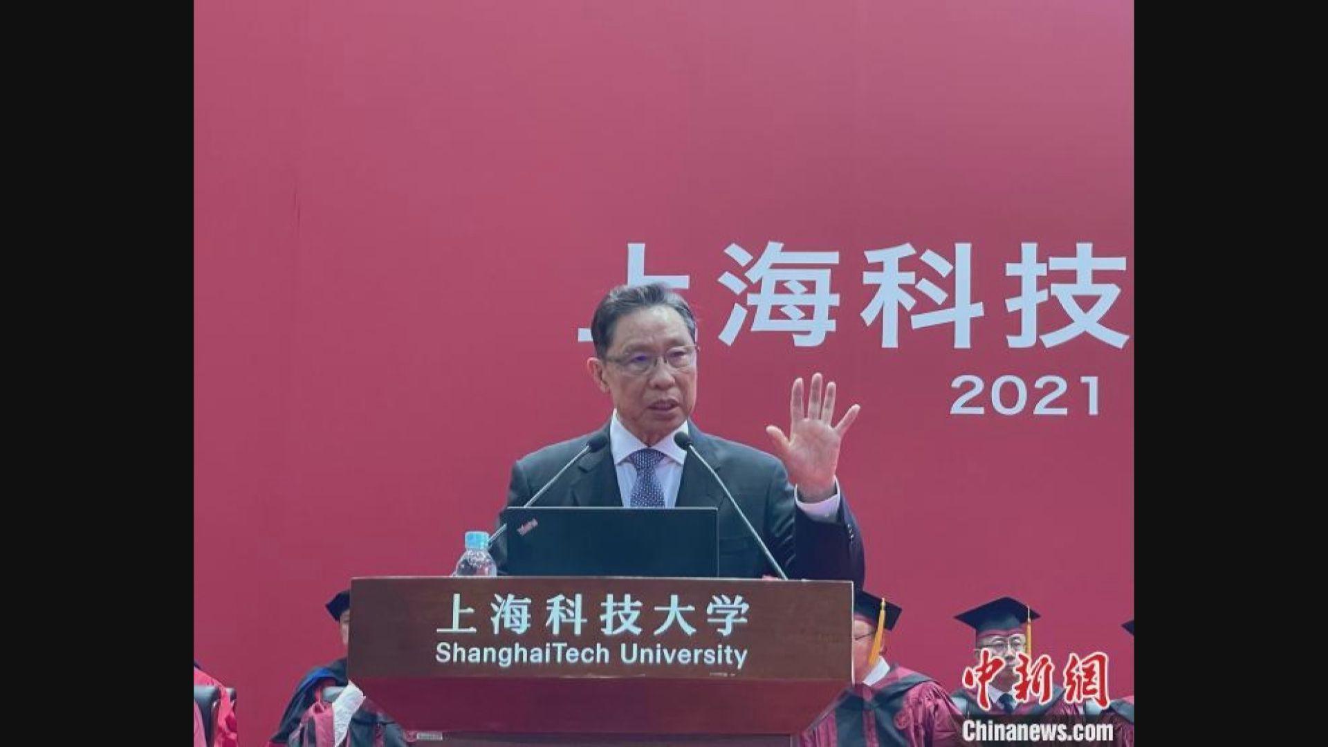 中國工程院院士鍾南山呼籲放心注射國產疫苗