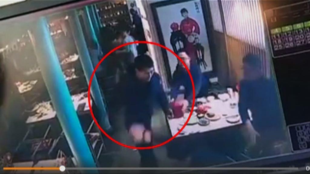 北京西城區商場有人持刀施襲最少1死