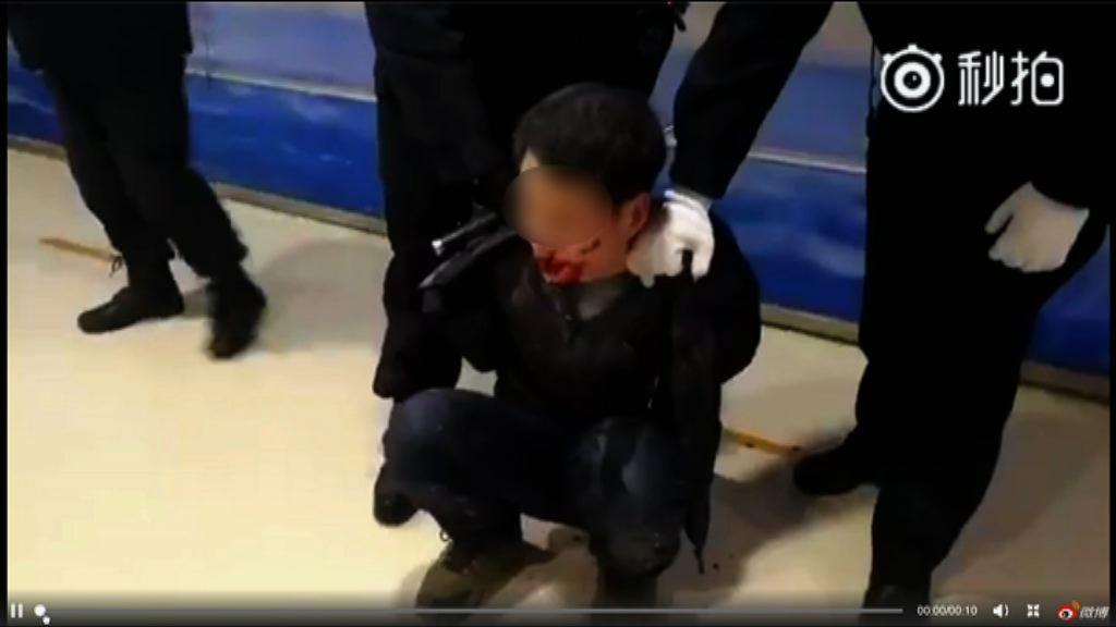 北京有商場發生持刀襲擊 最少1死12傷