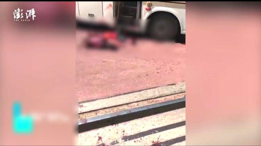 西安巴士發生持刀斬人多人傷