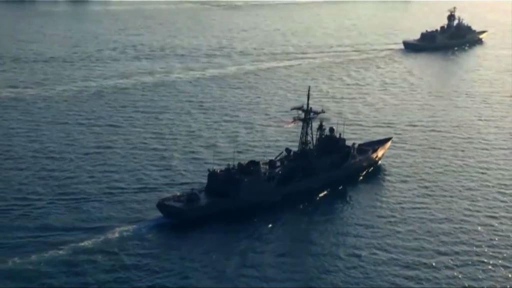 中國參與軍演或成中澳關係緩解契機