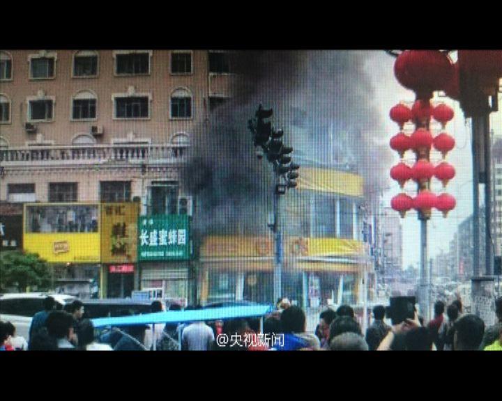 黑龍江快餐店爆炸案一男子被捕