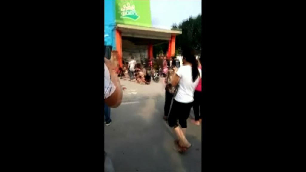 徐州幼兒園爆炸 當局鎖定疑犯
