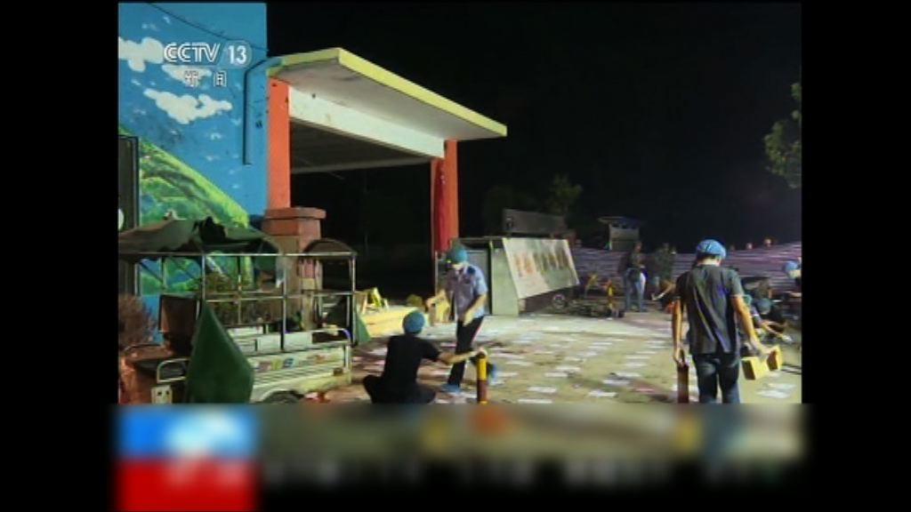 江蘇幼兒園爆炸 疑犯住所發現爆炸裝置材料