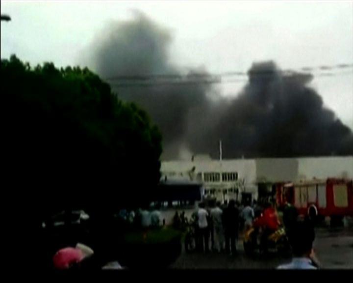 昆山工廠爆炸屬重大責任事故