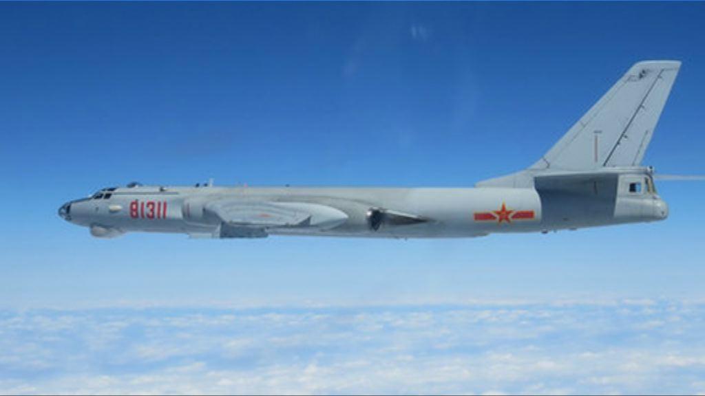 日指13架中國軍機飛越宮古海峽 曾派戰機升空應對