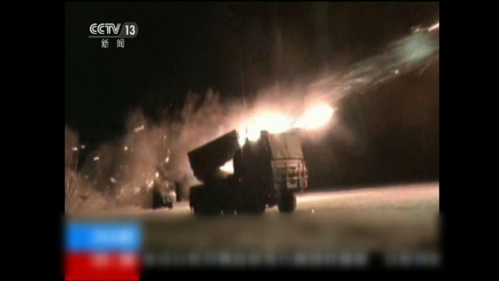 西部戰區炮兵群於川西高原射擊演練