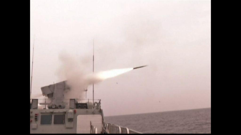 解放軍周三起於東海舉行實彈演習