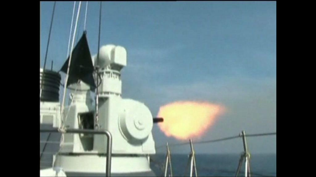 專家:中國軍演旨在震懾台獨勢力