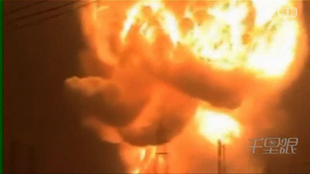 安徽銅陵化工廠爆炸兩人輕傷