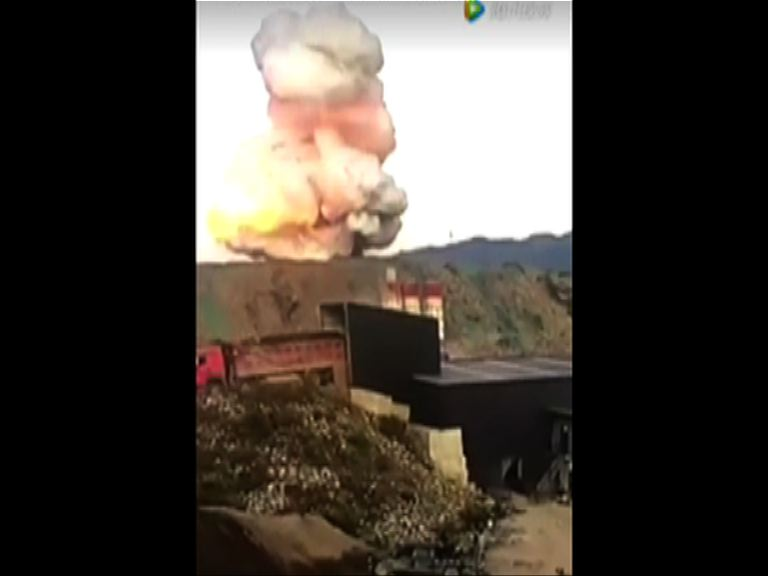 四川化工廠爆炸疑因甲醇或鹽酸
