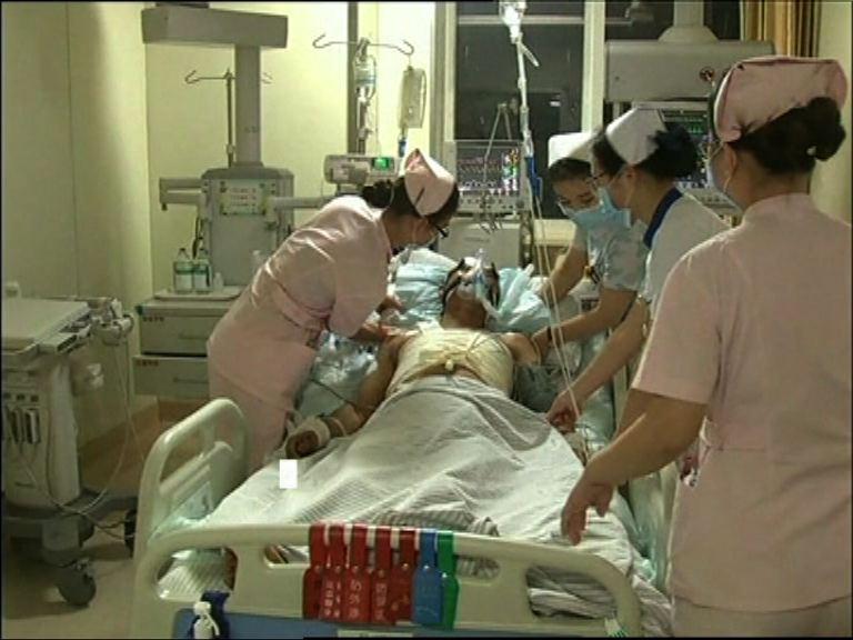 天津大爆炸死者增至123人