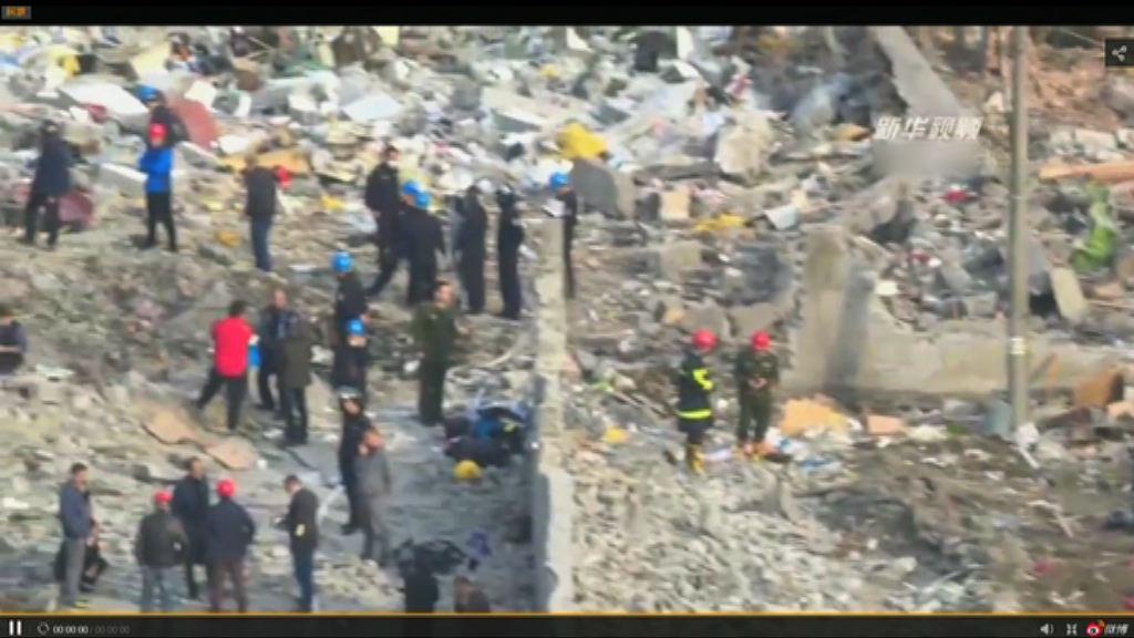 寧波發生爆炸最少兩死 當局正調查事故原因