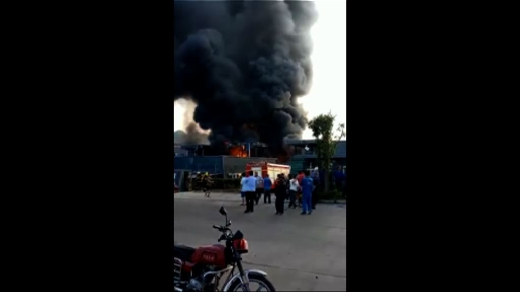 四川化工廠爆炸 全省展開安全生產檢查