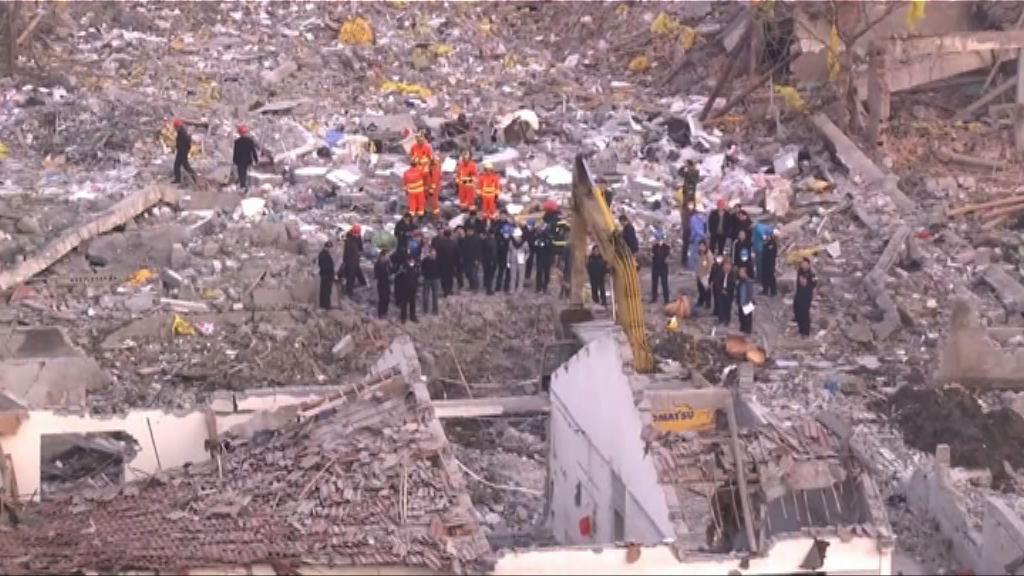 寧波爆炸案 當局證實爆炸中心是化糞池
