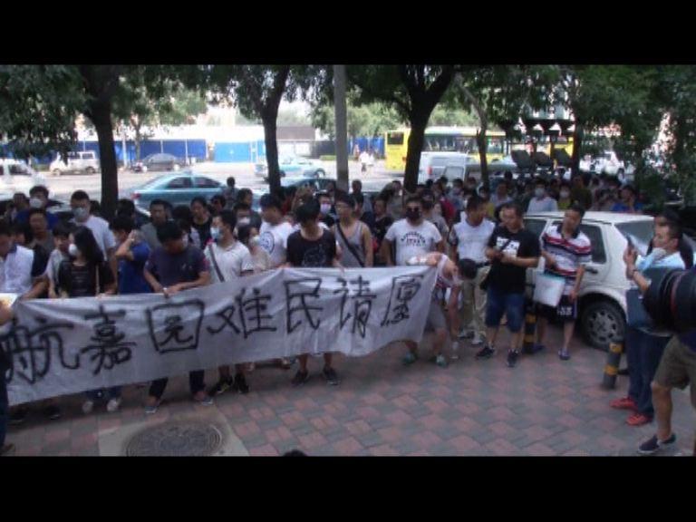 天津倉庫爆炸 有居民要求當局收購住所