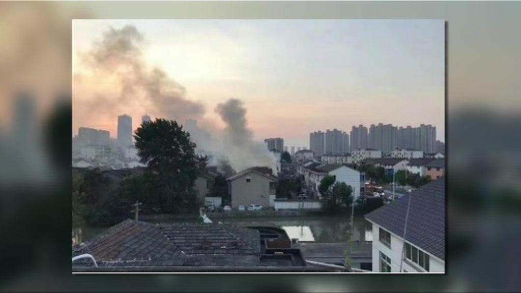 江蘇民房大火導致22死3傷