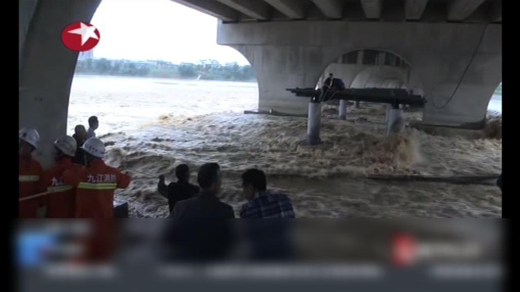 內地南方多處受暴雨影響