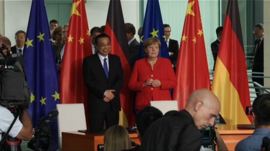 劉霞獲准到德國 分析指中國欲拉攏德國