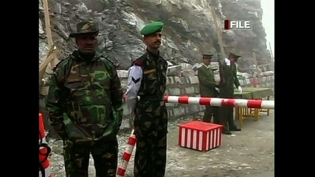 印度稱中印士兵在邊境爆輕微衝突
