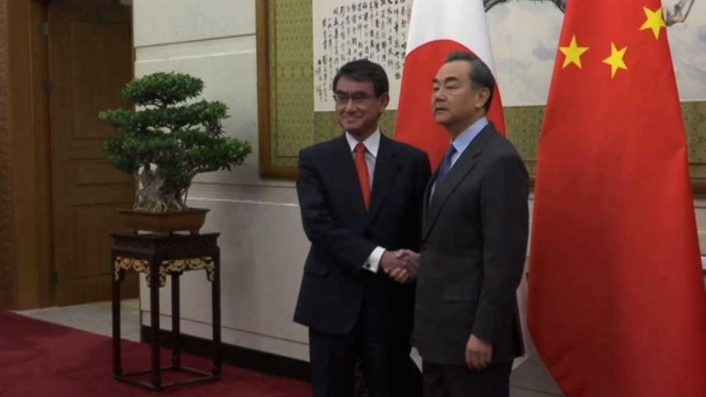 中日確認兩國首腦互訪重要性