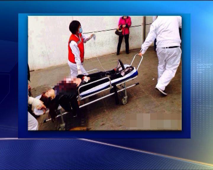 北京男子持刀傷人最少6人死亡