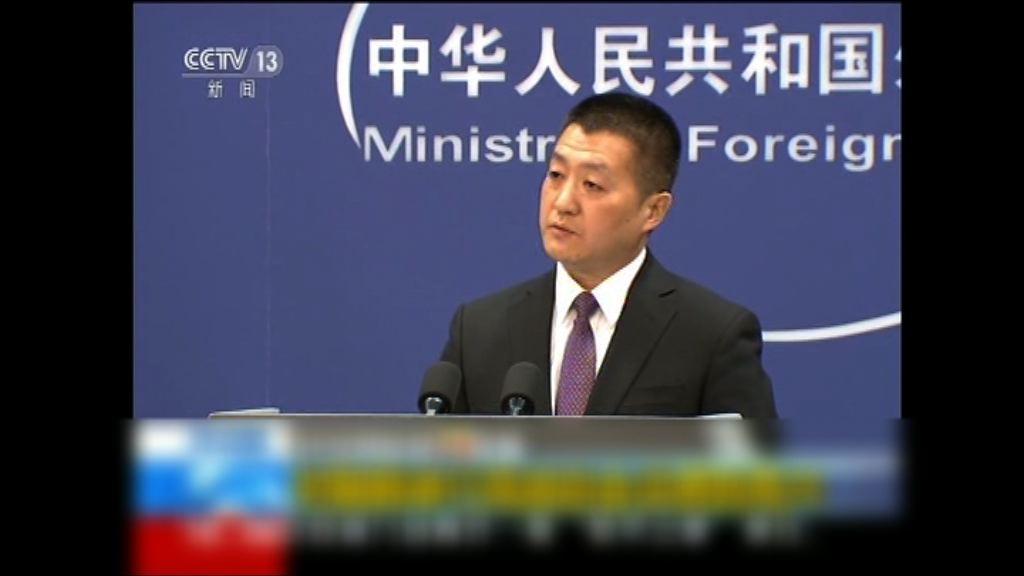 外交部對兩韓高級別會談表示高興