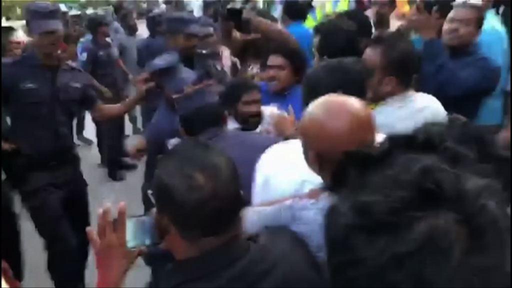 馬爾代夫政局動盪 中國發旅遊警告