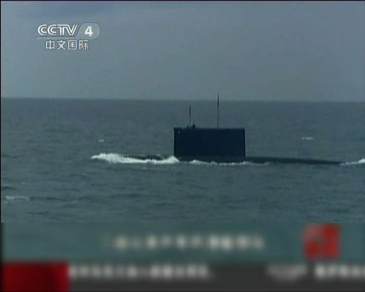 中國海軍潛艇急墜自救細節曝光