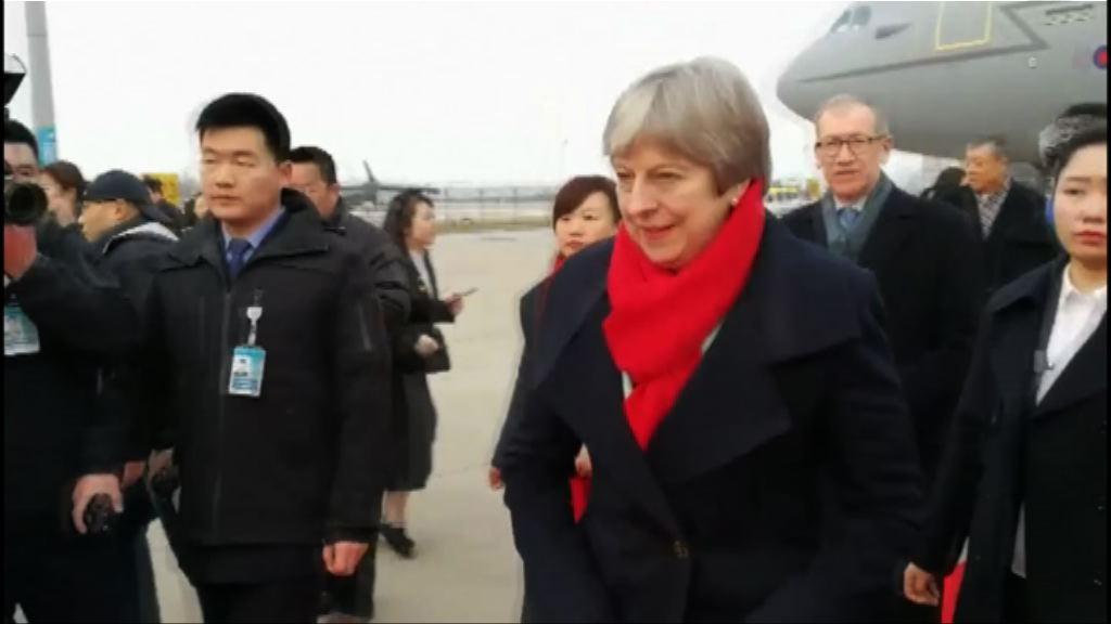 文翠珊訪華 將提中國人權和香港民主等議題