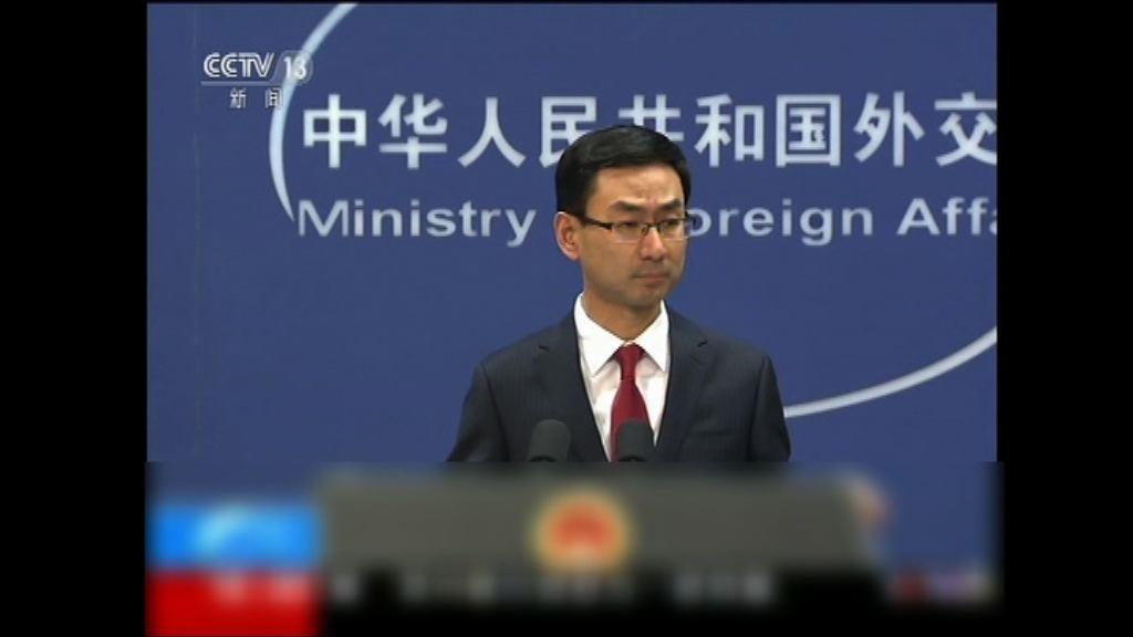 中方重申堅決反對南韓部署導彈系統