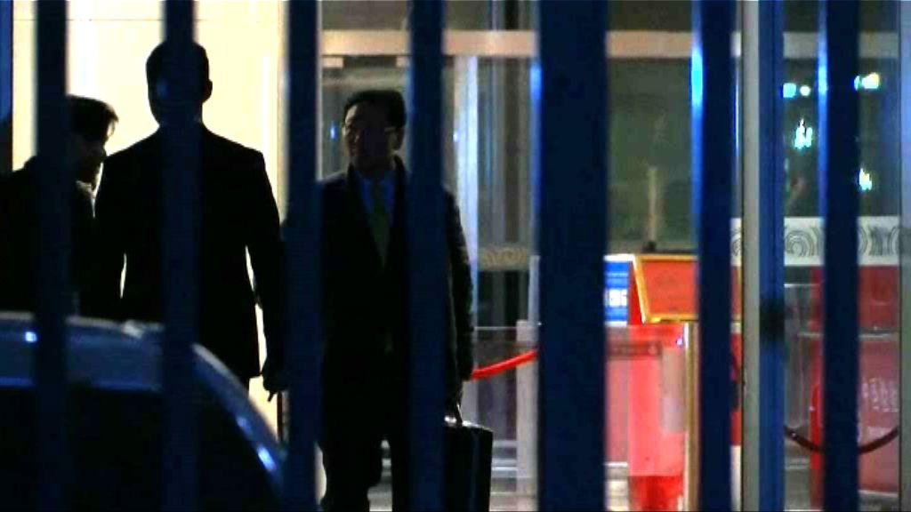 北韓駐大馬大使姜哲抵達北京