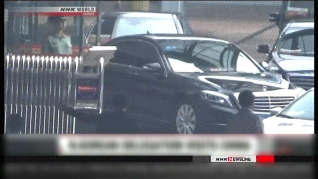 朝中社證實北韓友好參觀團訪華