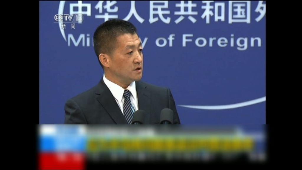 中國強調要和平解決北韓核問題