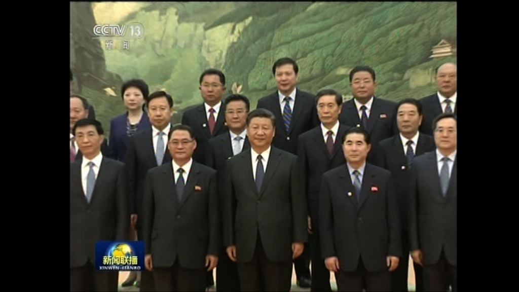 習近平稱支持北韓改善兩韓關係