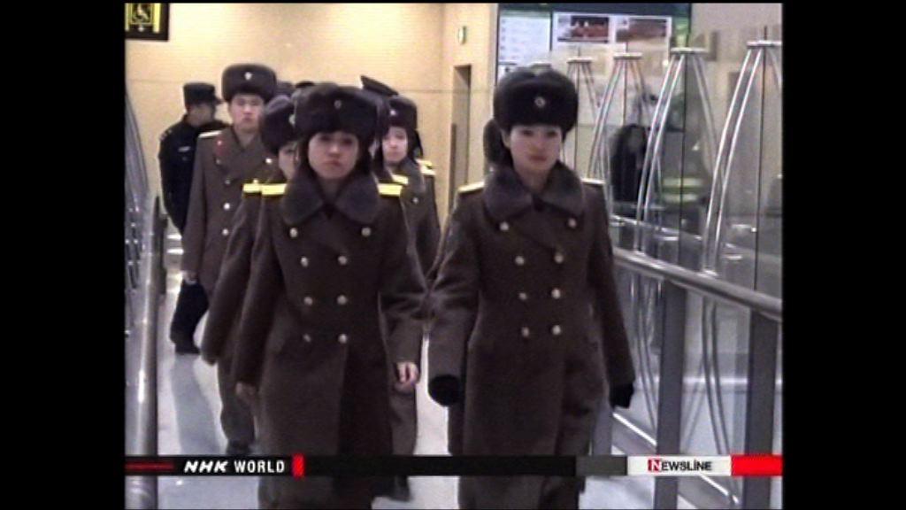 北韓取消樂團北京演出惹猜測