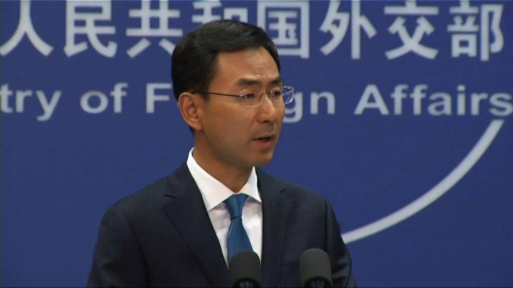 中方強調北韓清楚中國反對立場