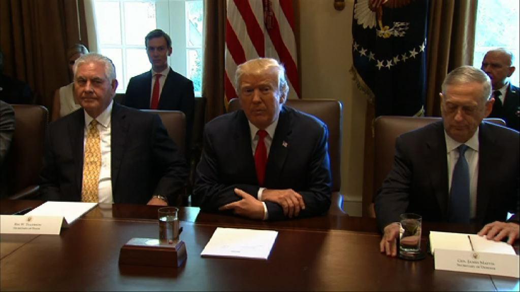 美媒指特朗普正考慮貿易制裁中國