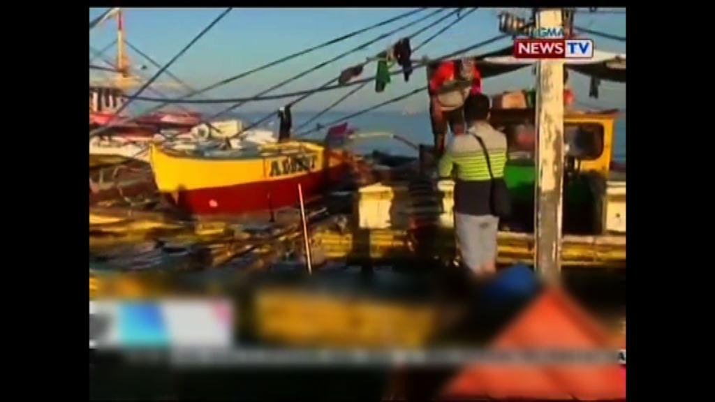 美國正評估中國船駛離黃岩島消息