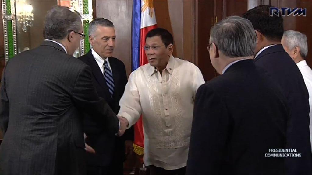 菲總統稱南海仲裁判決無可爭辯