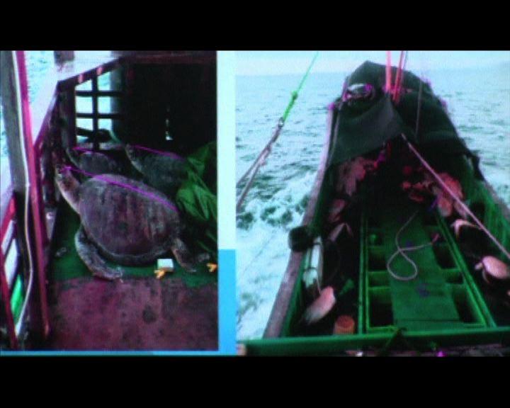 菲方稱按程序查11中國漁民