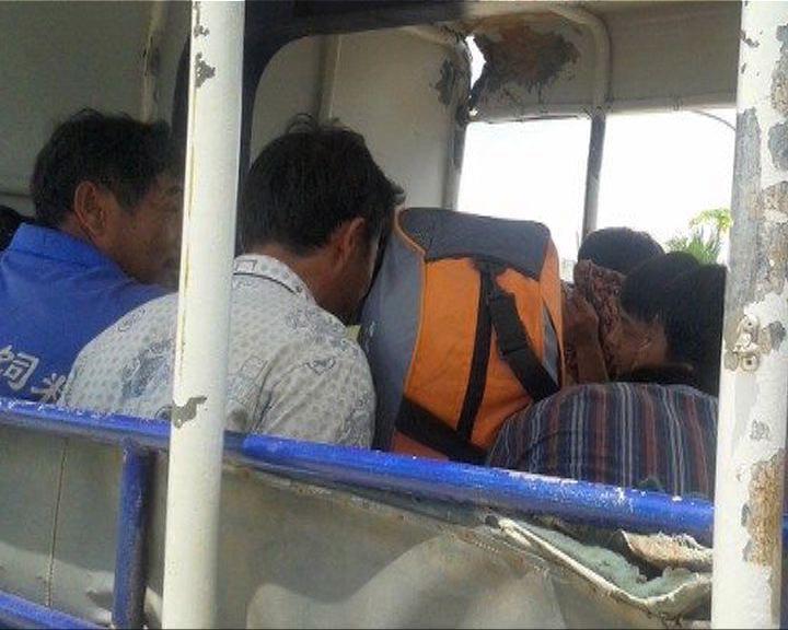 被菲扣押9名中國漁民遭起訴