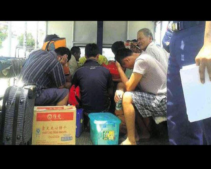 菲起訴9名中國漁民非法捕獵