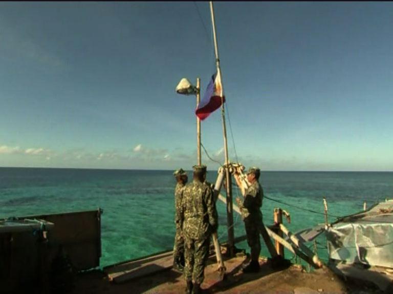 中菲同意就南海問題恢復對話