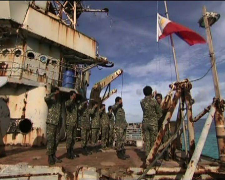 美國重申南海爭議站在盟友一方