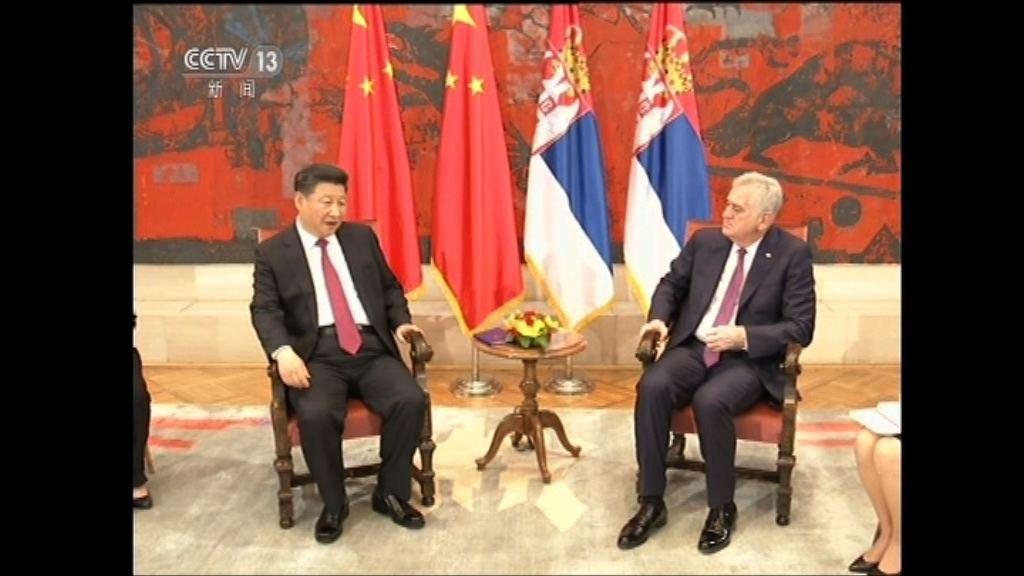中塞聲明促協商解決南海問題