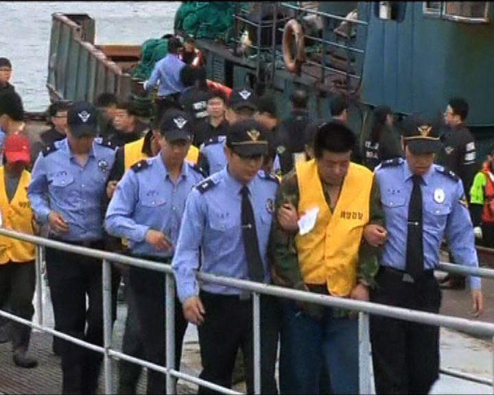 南韓加強打擊中國漁船非法捕撈