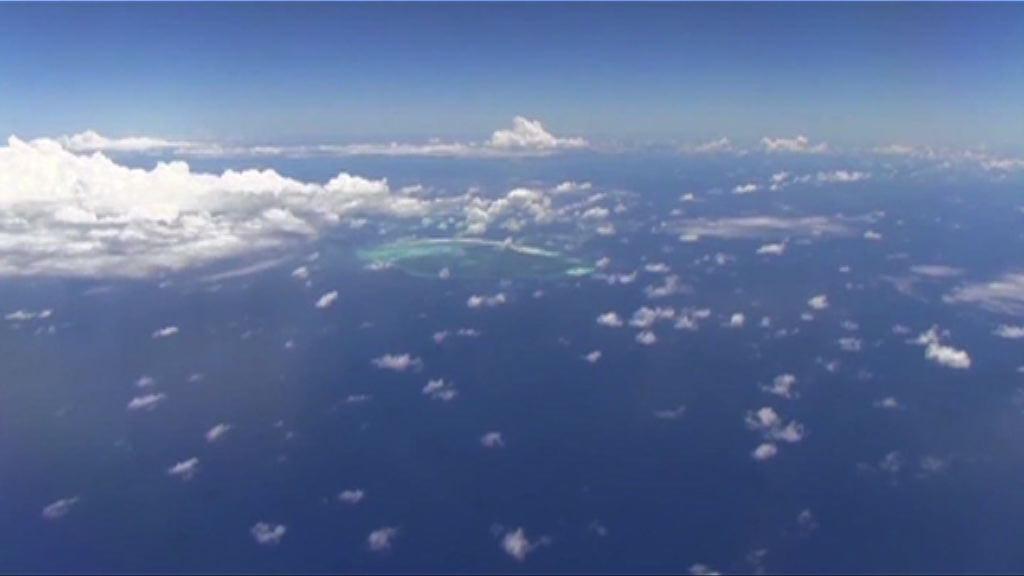 美媒:中方首度南沙群島部署導彈