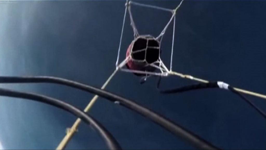 中國旅行者3號飛行器試飛成功