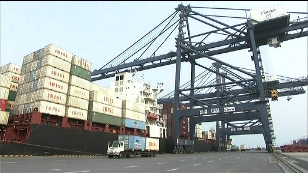 【外圍影響】內地下半年貿易增長恐放緩